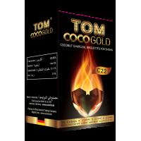 Кокосовый уголь Tom Сococha c22