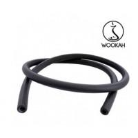 Шланг Wookah, натуральная кожа, черный