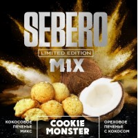 Табак Sebero Limited Edition Cookie Monster (Куки монстр) 30 грамм