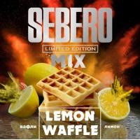 Табак Sebero Limited Edition Lemon Waffle (Вафли с лимоном) 30 грамм