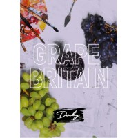 Табак Dali Grape Britain (Виноград) 50 грамм