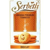 Табак Serbetli Biscuit (Бисквит) 50 грамм