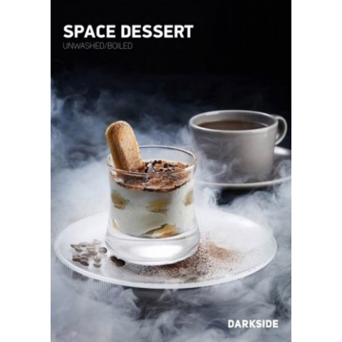Табак Darkside Medium SPACE DESSERT (Тирамису) 250 грамм