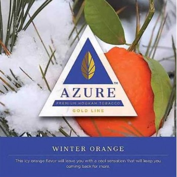 Табак Azure Gold Winter Orange (Зимний Апельсин) 50 грамм