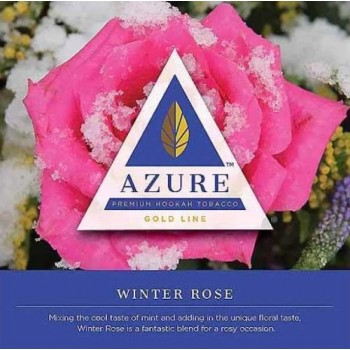 Табак Azure Gold Winter Rose (Зимняя Роза) 50 грамм