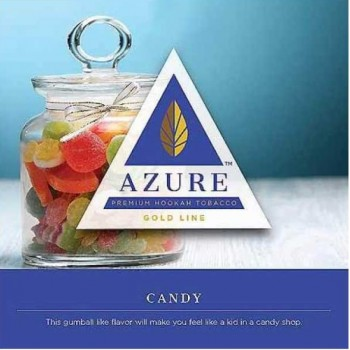 Табак Azure Gold Candy (Конфета) 50 грамм