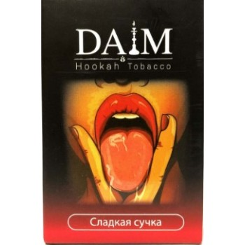 Табак Daim Sweet Bitch (Сладкая Сучка) 50 грамм