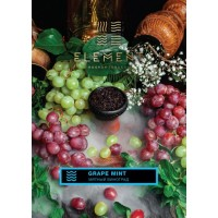 Табак ELEMENT Вода Grape mint (Виноград с мятой) 200 грамм