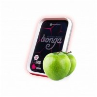 Табак Bonga Soft Line Green Apple (Зелёное Яблоко) 100 грамм