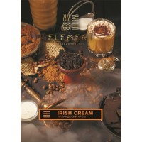 Табак ELEMENT Земля Irish Cream (Ирландский крем) 200 грамм