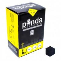 Уголь кокосовый Panda 1кг (72 шт), большой кубик