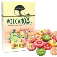 Табак VOLCANO Fine drops (Леденцы) 50 грамм