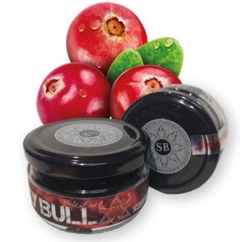 Табак Smoky Bull Soft Line Cranberry (Клюква) 100 грамм