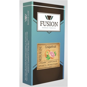 Табак Fusion Medium Grapefriut (Грейпфрут) 100 грамм