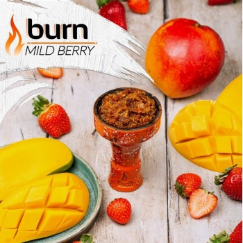 Табак Burn Mild Berry (Земляника с Манго) 100 грамм