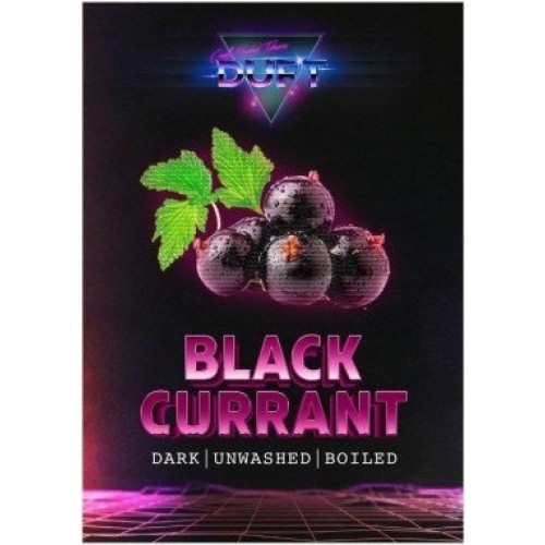 Табак Duft Blackcurrant (Смородина) 100 грамм