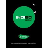 Табак Indigo Smoke Sunrise (Манговое Печенье) 100 грамм