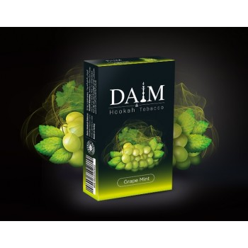 Табак Daim Grape mint (Виноград с мятой) 50 грамм