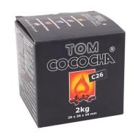 Кокосовый уголь Tom Cococha C26 2 кг