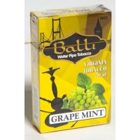Табак Balli Grape mint (Виноград с мятой) 50 грамм