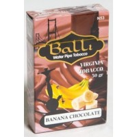 Табак Balli Banana Chocolate (Банан с шоколадом) 50 грамм