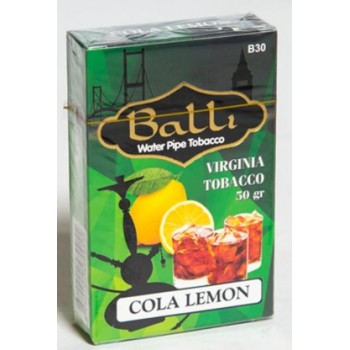 Табак Balli Cola Lemon (Кола и лимон) 50 грамм