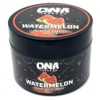 Табак ONA Watermelon (Арбуз) 250 грамм