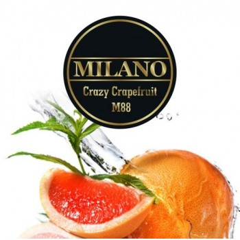 Табак Milano Crazy Grapefruit M88 (Крейзи Грейпфрут) 100 грамм