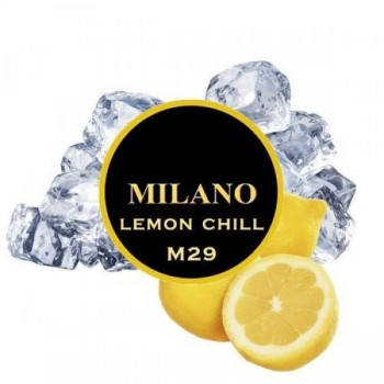 Табак Milano Lemon Chill m 29 (Лимон лед) 100 грамм