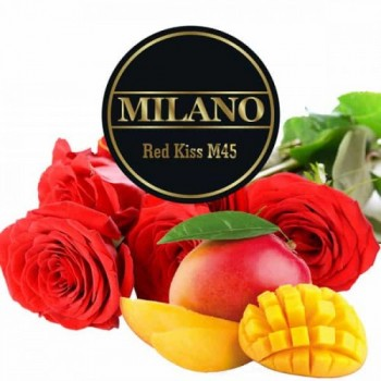 Табак Milano Red Kiss M45 (Роза Манго) 100 грамм