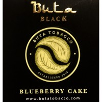 Табак Buta Black Blueberry Cake (Черничный Пирог) 20 грамм