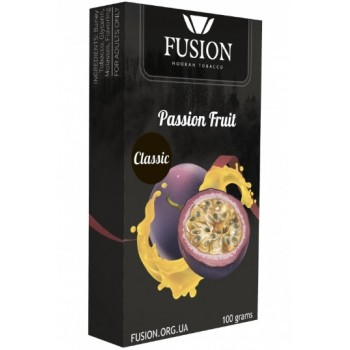 Табак Fusion Classic Ice Passion fruit (Маракуйя лёд) 100 грамм