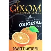 Табак Gixom Orange (Апельсин) 50 грамм