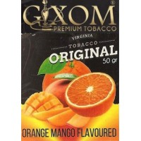 Табак Gixom Orange Mango (Апельсин Манго) 50 грамм