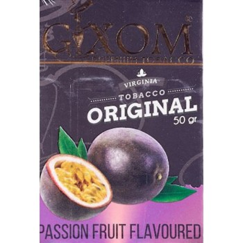 Табак Gixom Passion Fruit (Маракуйя) 50 грамм