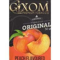 Табак Gixom Peach (Персик) 50 грамм