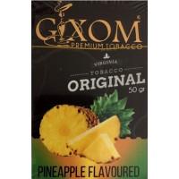 Табак Gixom Pineapple (Ананас) 50 грамм
