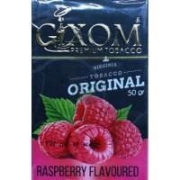 Табак Gixom Raspberry (Малина) 50 грамм