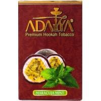 Табак Adalya Maracuja Mint (Маракуйя с мятой) 50 грамм