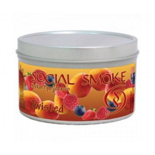 Табак Social Smoke Twisted 100 грамм