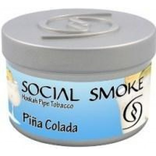 Табак Social Smoke Pina Coloda 100 грамм