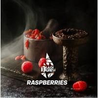 Табак Black Burn Raspberries (Черный Берн Малина) 100 грамм