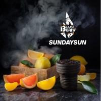 Табак Black Burn SundaySun (Черный Берн Цитрусовый микс) 100 грамм