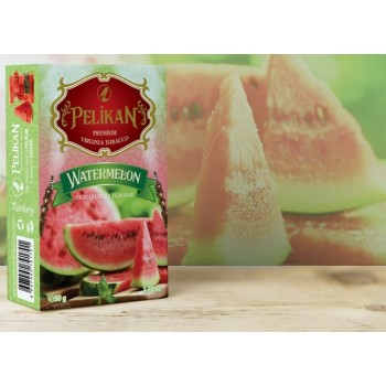 Табак Pelikan Watermelon (Арбуз) 50 грамм