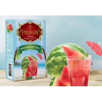 Табак Pelikan Watermelon Chill (Арбуз со льдом) 50 грамм