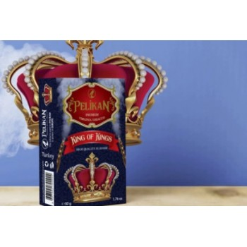 Табак Pelikan King of Kings (Король королей) 50 грамм