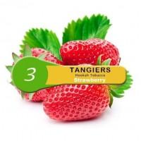 Табак Tangiers Noir Strawberry (Клубника) 100 грамм