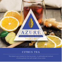 Табак Azure Gold Citrus Tea (Цитрусовый чай) 50 грамм