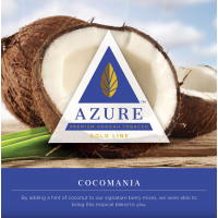 Табак Azure Gold Cocomania (Кокомания) 50 грамм