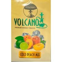 Табак VOLCANO Cold Peach Mix (Ледяной Персик) 50 грамм